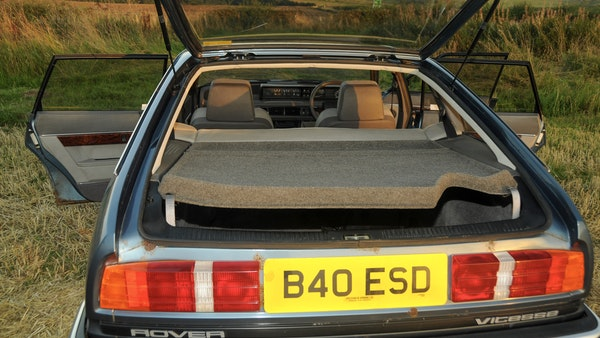 NO RESERVE! - 1985 Rover SD1 For Sale (picture 64 of 124)