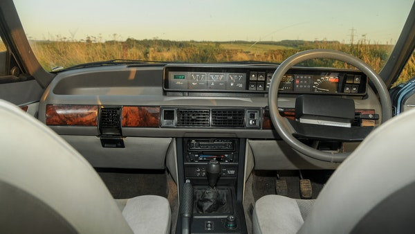 NO RESERVE! - 1985 Rover SD1 For Sale (picture 57 of 124)