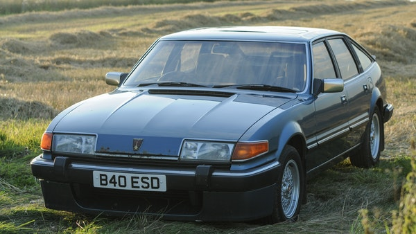 NO RESERVE! - 1985 Rover SD1 For Sale (picture 6 of 124)