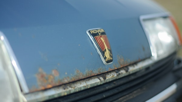 NO RESERVE! - 1985 Rover SD1 For Sale (picture 95 of 124)
