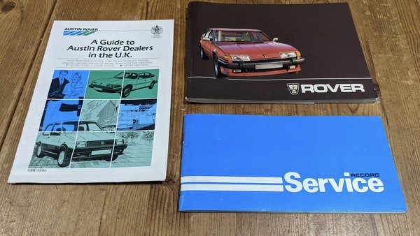 NO RESERVE! - 1985 Rover SD1 For Sale (picture 120 of 124)