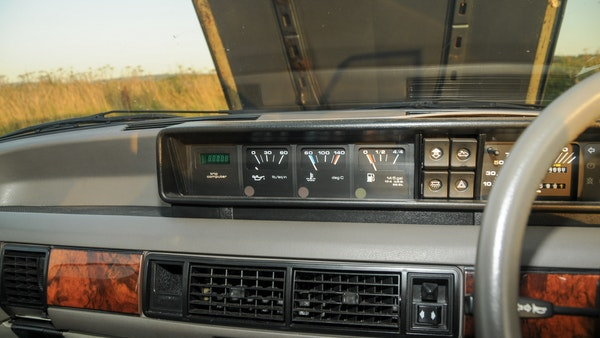 NO RESERVE! - 1985 Rover SD1 For Sale (picture 53 of 124)