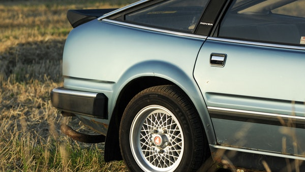NO RESERVE! - 1985 Rover SD1 For Sale (picture 71 of 124)