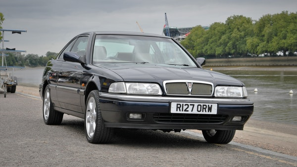 1998 Rover 825i Sterling Coupe For Sale (picture 8 of 152)