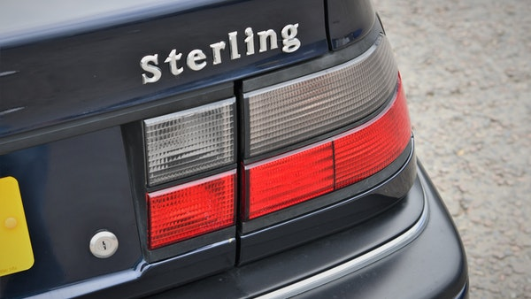 1998 Rover 825i Sterling Coupe For Sale (picture 93 of 152)