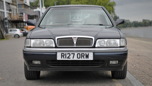 1998 Rover 825i Sterling Coupe For Sale (picture 92 of 152)