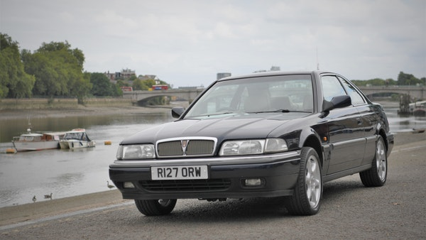 1998 Rover 825i Sterling Coupe For Sale (picture 5 of 152)