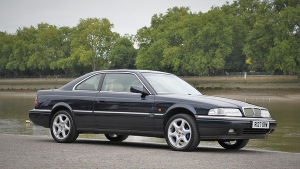 1998 Rover 825i Sterling Coupe For Sale (picture 4 of 152)