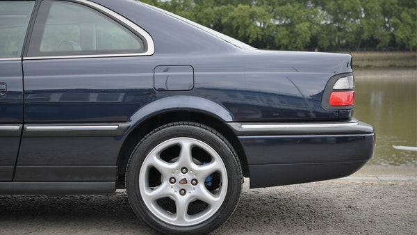 1998 Rover 825i Sterling Coupe For Sale (picture 100 of 152)