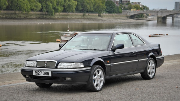 1998 Rover 825i Sterling Coupe For Sale (picture 3 of 152)