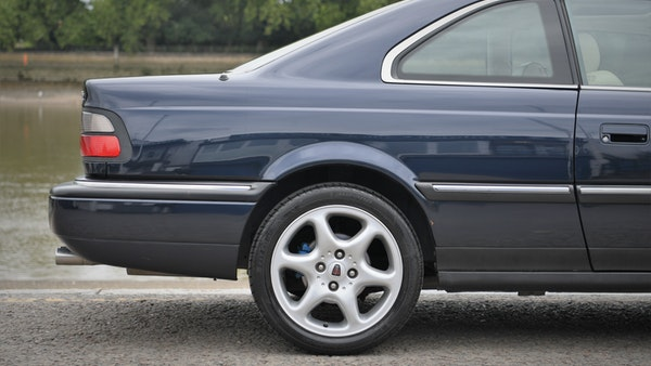 1998 Rover 825i Sterling Coupe For Sale (picture 103 of 152)