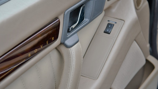 1998 Rover 825i Sterling Coupe For Sale (picture 64 of 152)