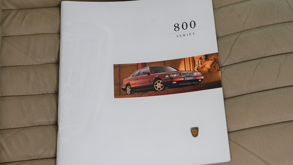 1998 Rover 825i Sterling Coupe For Sale (picture 133 of 152)