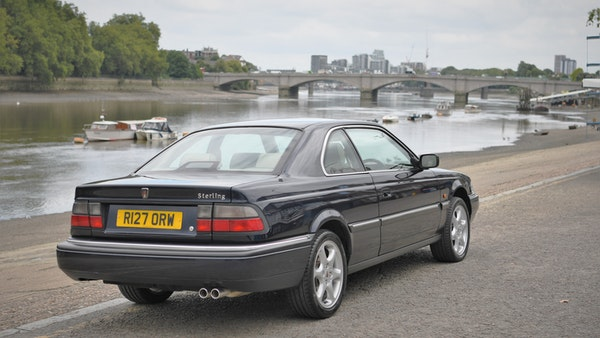 1998 Rover 825i Sterling Coupe For Sale (picture 22 of 152)