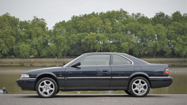 1998 Rover 825i Sterling Coupe For Sale (picture 7 of 152)