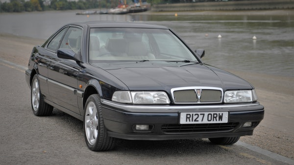 1998 Rover 825i Sterling Coupe For Sale (picture 9 of 152)