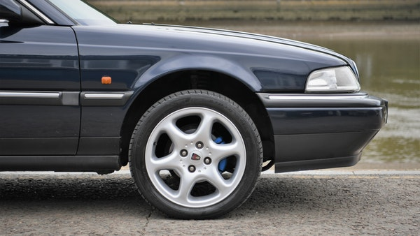1998 Rover 825i Sterling Coupe For Sale (picture 104 of 152)