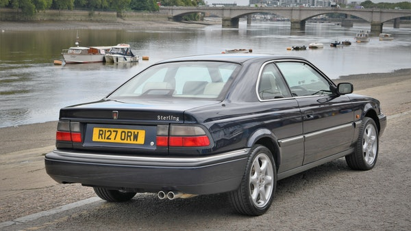 1998 Rover 825i Sterling Coupe For Sale (picture 14 of 152)