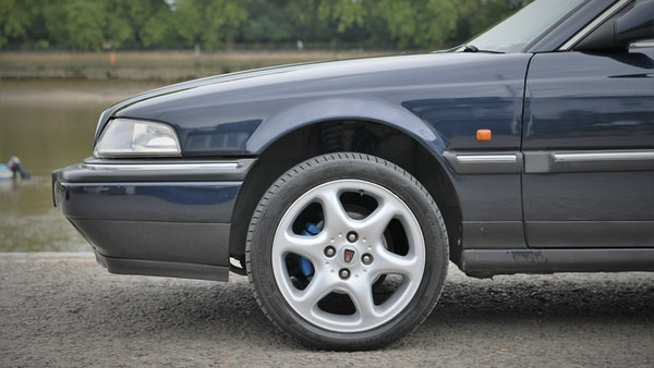 1998 Rover 825i Sterling Coupe For Sale (picture 99 of 152)