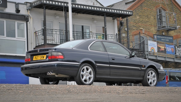 1998 Rover 825i Sterling Coupe For Sale (picture 20 of 152)