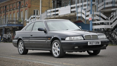 1998 Rover 825i Sterling Coupe