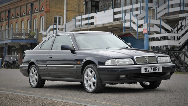 1998 Rover 825i Sterling Coupe For Sale (picture 1 of 152)
