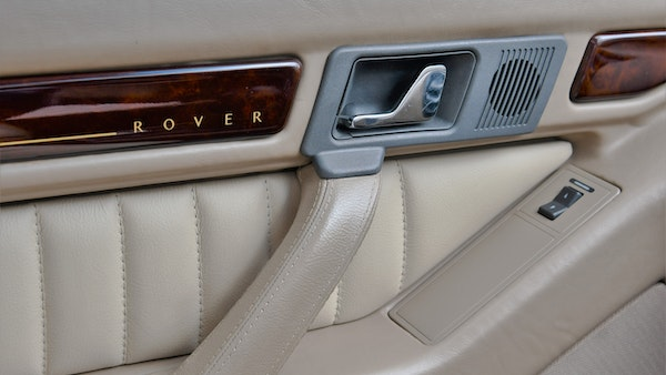 1998 Rover 825i Sterling Coupe For Sale (picture 57 of 152)