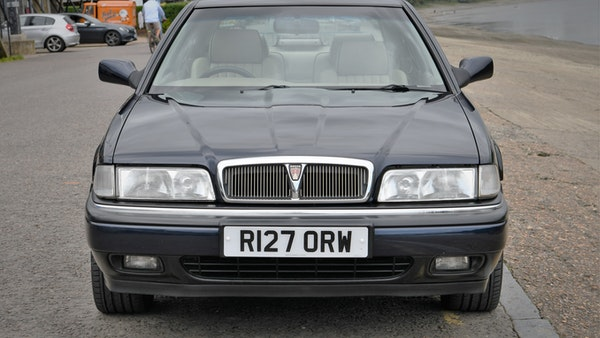 1998 Rover 825i Sterling Coupe For Sale (picture 94 of 152)