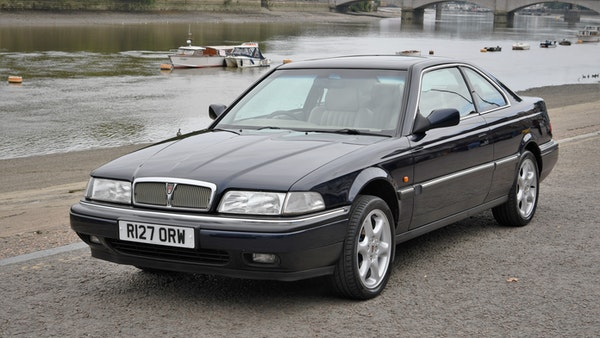 1998 Rover 825i Sterling Coupe For Sale (picture 12 of 152)