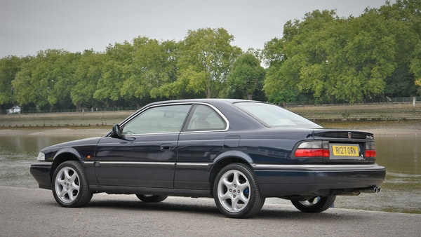 1998 Rover 825i Sterling Coupe For Sale (picture 18 of 152)