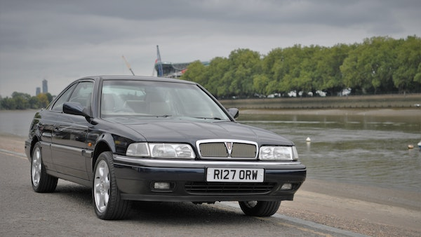 1998 Rover 825i Sterling Coupe For Sale (picture 6 of 152)