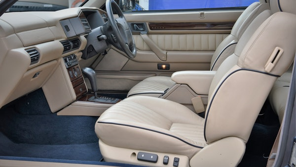 1998 Rover 825i Sterling Coupe For Sale (picture 27 of 152)