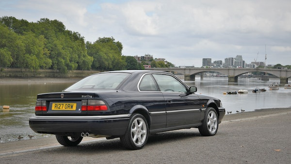 1998 Rover 825i Sterling Coupe For Sale (picture 15 of 152)