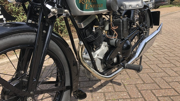 1935 Royal Enfield For Sale (picture 9 of 35)
