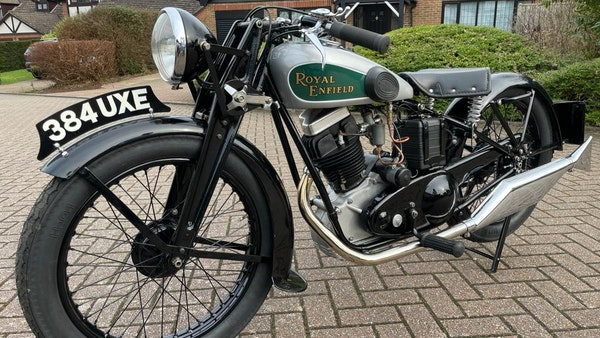 1935 Royal Enfield For Sale (picture 30 of 35)