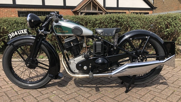 1935 Royal Enfield For Sale (picture 3 of 35)