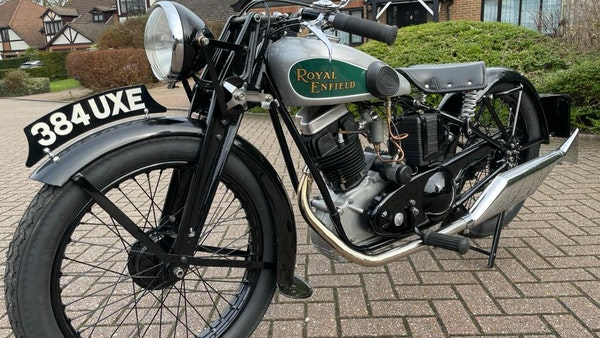 1935 Royal Enfield For Sale (picture 25 of 35)