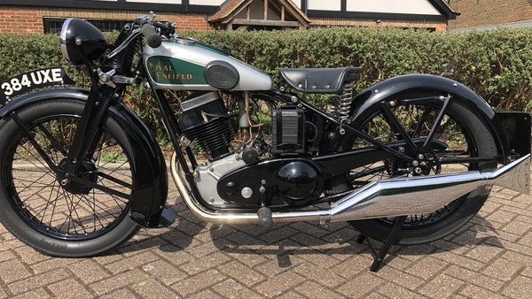1935 Royal Enfield For Sale (picture 22 of 35)