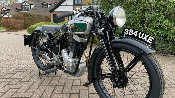 1935 Royal Enfield For Sale (picture 26 of 35)