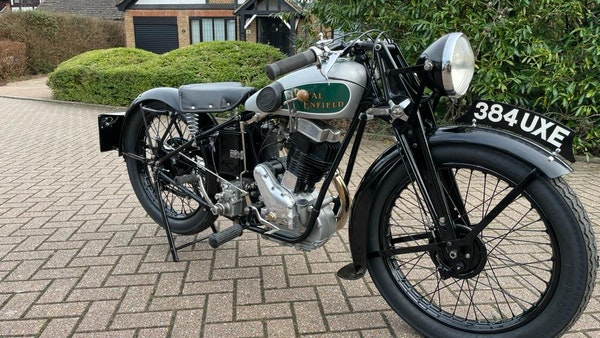 1935 Royal Enfield For Sale (picture 31 of 35)