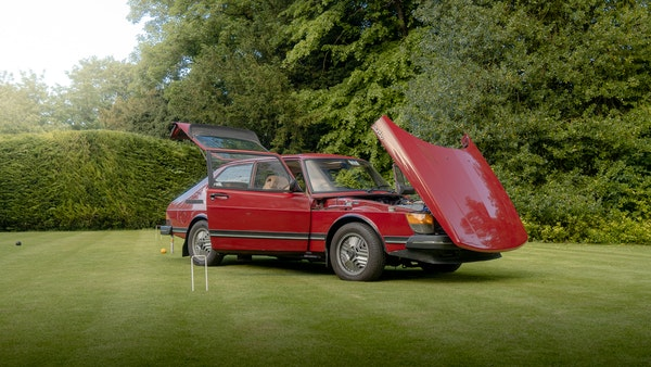 1983 Saab 900 Turbo For Sale (picture 16 of 84)