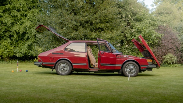 1983 Saab 900 Turbo For Sale (picture 17 of 84)