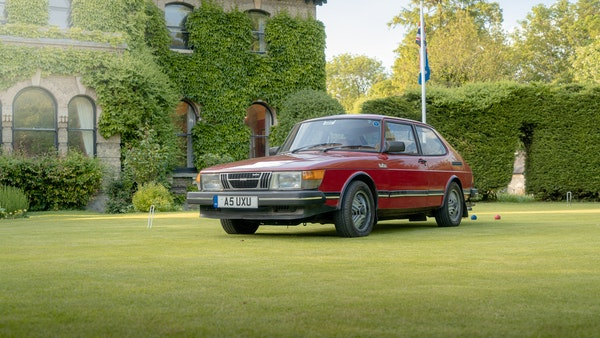 1983 Saab 900 Turbo For Sale (picture 3 of 84)