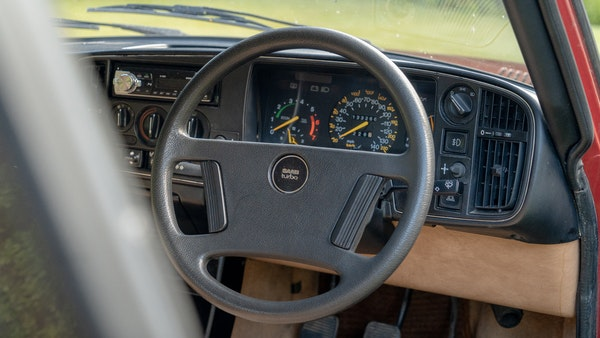 1983 Saab 900 Turbo For Sale (picture 36 of 84)