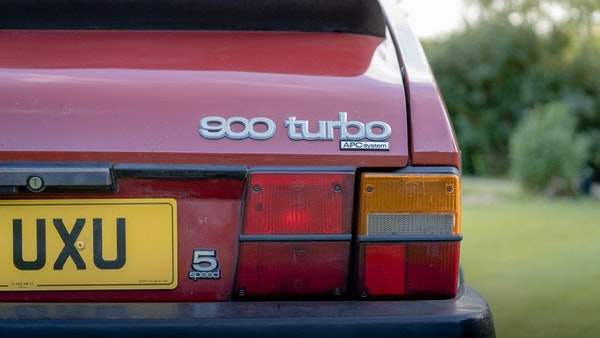 1983 Saab 900 Turbo For Sale (picture 27 of 84)