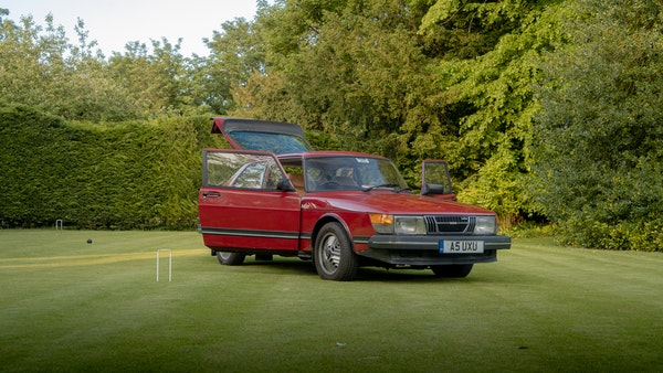 1983 Saab 900 Turbo For Sale (picture 15 of 84)