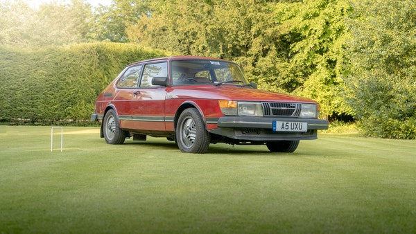 1983 Saab 900 Turbo For Sale (picture 5 of 84)