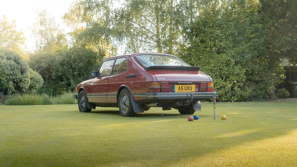 1983 Saab 900 Turbo For Sale (picture 12 of 84)