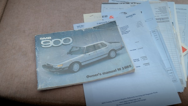 1983 Saab 900 Turbo For Sale (picture 84 of 84)