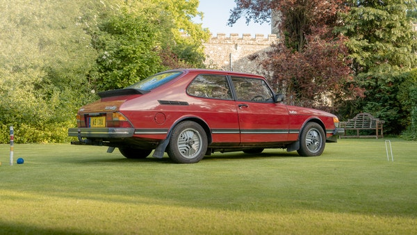 1983 Saab 900 Turbo For Sale (picture 9 of 84)